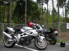 バイク乗りのブログ-TL1000+ZX-9R