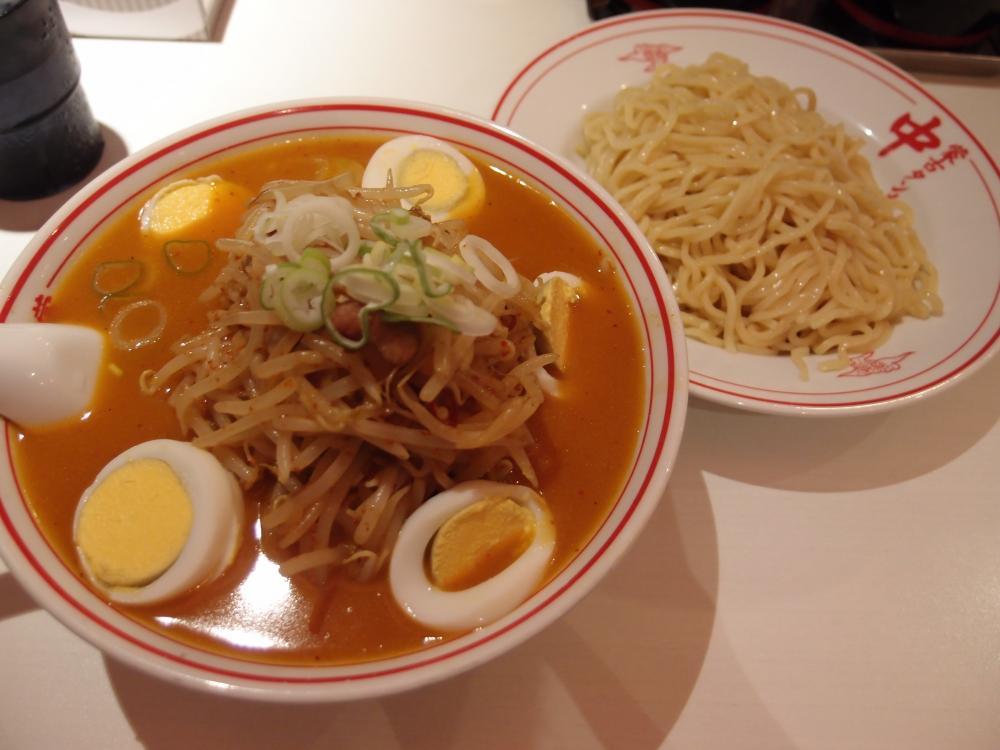 極冷し味噌卵麺