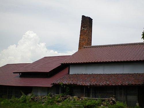 三津谷の登り窯