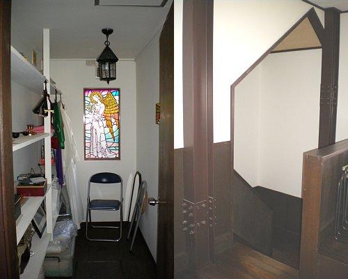 市川教会・内部改修