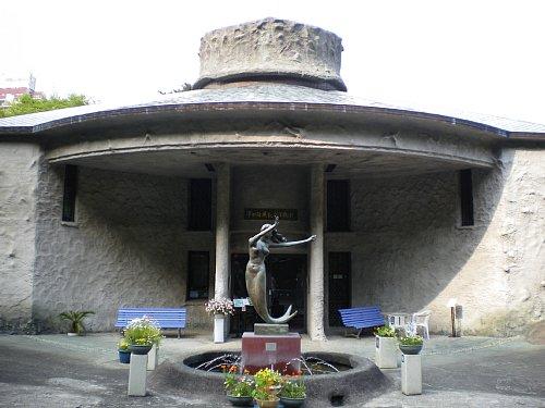 澤田政廣記念美術館1