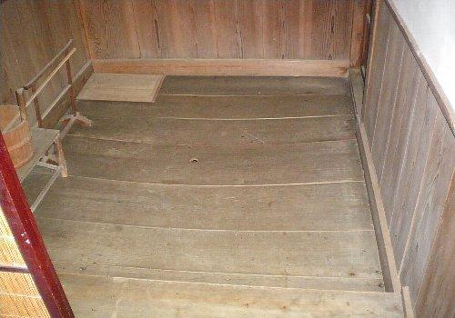 旧笹川邸 湯殿