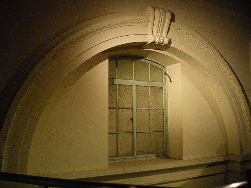 展示室内窓