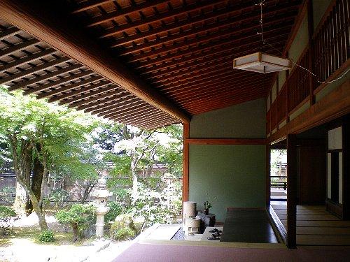 椿寿荘 広縁
