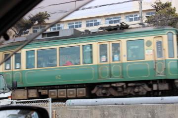 ブレブレ江ノ電