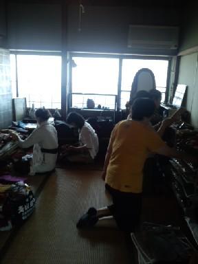 会場風景7CASYASOX