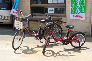 特定非営利活動法人 津軽弁協会 おけるな自転車貸出事業