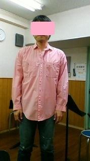 ピンクシャツ_120529