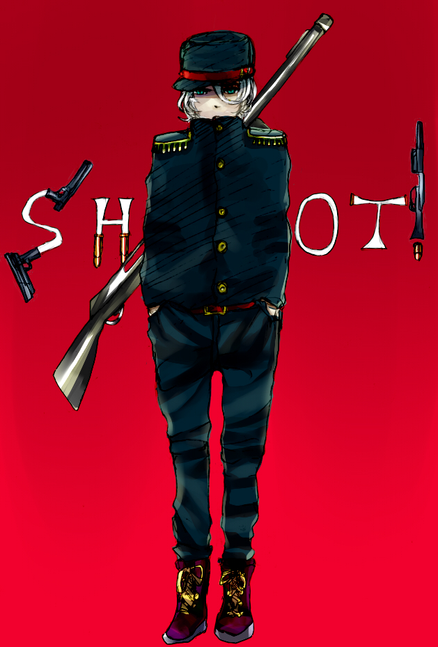 軍人さんSHOT! 120703