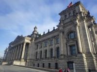 ベルリン国会議事堂2