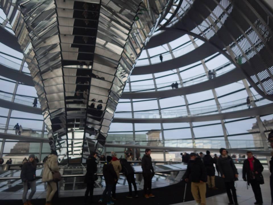 ベルリン国会議事堂5