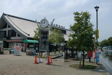 道の駅「おかべ」 国道17号線 埼玉県深谷市岡