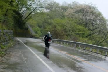酷道18号線 碓氷峠旧道 KR250  KROG会長