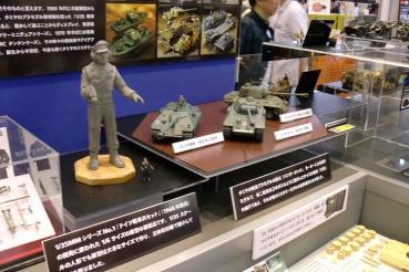 タミヤ 1/35MMシリーズ50周年  靜岡ホビーショー2012年