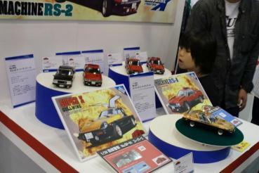 アオシマ 西部警察 スカイラインRS スーパーフェアレディZ 靜岡ホビーショー2012年