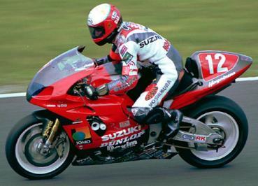 1999年 鈴鹿8耐 ヨシムラスズキ yoshimura-suzuki GSX1300R 隼 hayabusa GP1 DAXIM