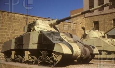 M4 Sherman + AMX13
