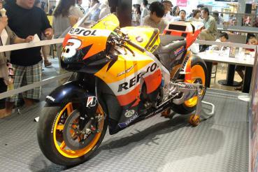 HONDA RC212V  ネオパーサ清水 ぷらっとパーク