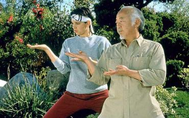 The Karate Kid 1984  Moment of Truth 「ベストキッド」