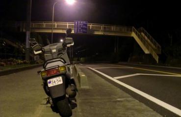 国道52号線~新東名ネオパーサ清水 YAMAHA NEWSGEAR UA03J