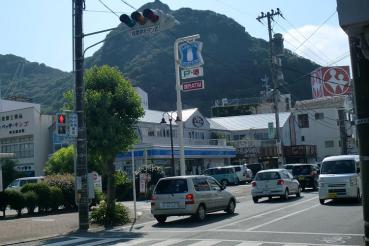 夏色キセキ 聖地巡礼 ローソン 下田