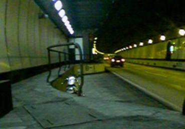 中央自動車道 笹子トンネル