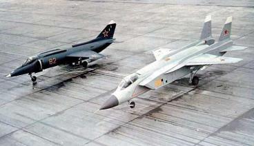 Yak141フリースタイル   Yak38フォージャー