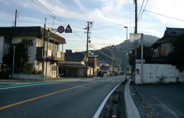 遠藤石油(遠藤米穀店)清水区小島本町(国道52号線) 静岡県