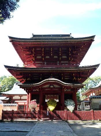 薦神社の御朱印 5