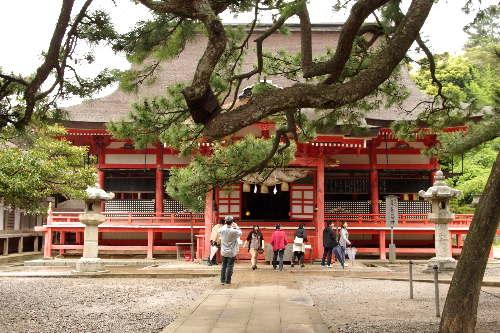 日本の夜を守る!・日御碕神社5
