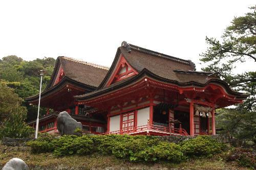 日本の夜を守る!・日御碕神社8