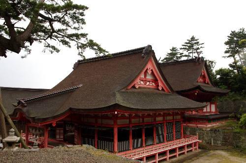 日本の夜を守る!・日御碕神社7
