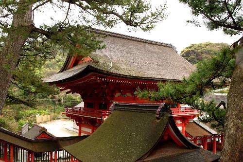 日本の夜を守る!・日御碕神社10