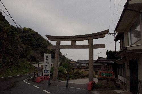 日本の夜を守る!・日御碕神社1