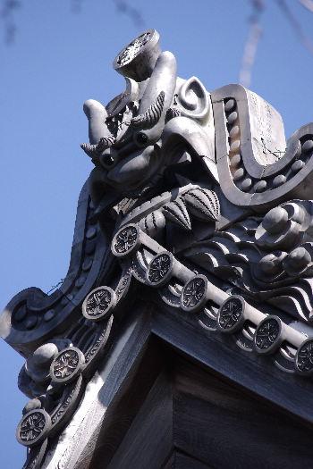 文字通り、梅林寺の梅・1 8