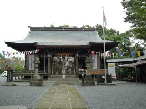 疋野神社の御朱印1
