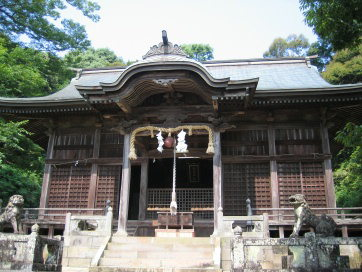 稲佐神社の御朱印5