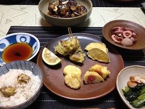 2012-10-21 s-夕食