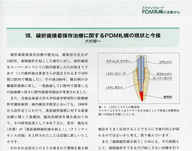 日本歯科評論11月号掲載論文