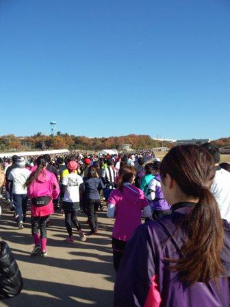 スイーツマラソン1