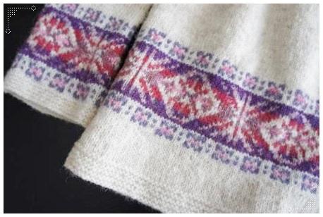 0211フェアイルセーターお直し後-2