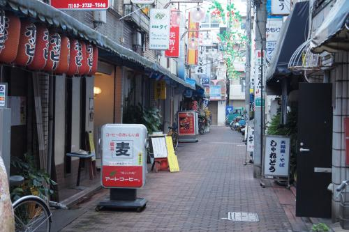 蒲田の飲み屋街