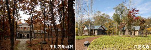 美術村六花の森