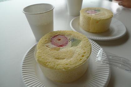105ケーキ