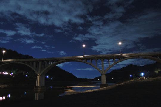 105夜の橋