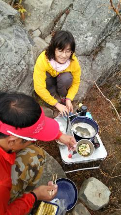 平木氏地鶏スープ(2)