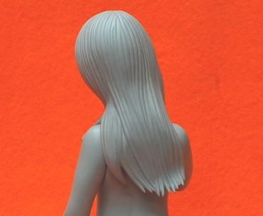 きらりの髪の毛