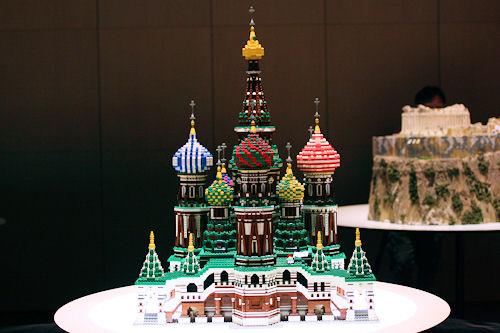 レゴ 聖ヴァシーリー聖堂