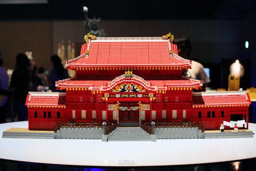 レゴ 首里城