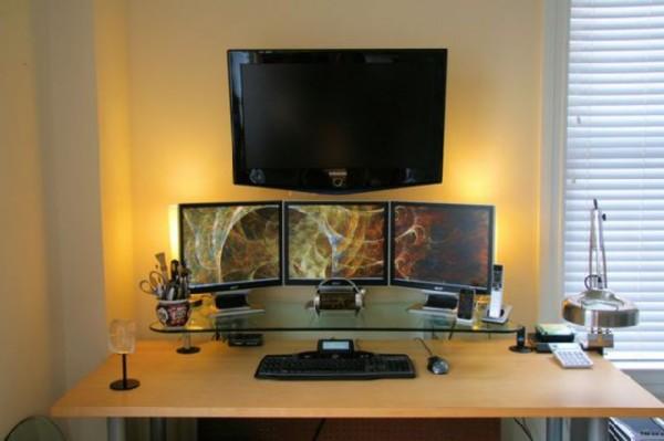23 Creative Home Offices: Ƶ�外クリエイターのお部屋晒し!クリエイティブな仕事部屋!(32枚) : NETCharge